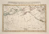 A map of the discoveries made by Capts. Cook & Clerke in the years 1778 & 1779 between the eastern coast of Asia and the western coast of North America: when they attempted to navigate the North Sea : also Mr. Hearn's discoveries to the north westward of