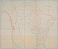 A map exhibiting all the new discoveries in the interior parts of North America