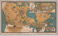 A literary map of Canada